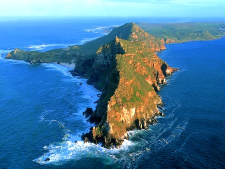 Cape Point Nature Reserve - Mariner Guesthouse. Holiday accommodation in Simon't Town.