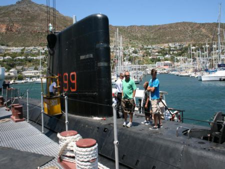 Submarine Tour Simon's Town